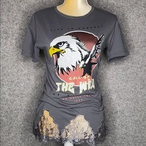 1996 Call Of The Wild Graphic T-shirt